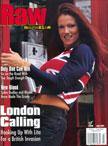 July 2001: Overrated Arm Candy in the Land of Union Jack