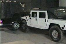 WHITE Hummer
